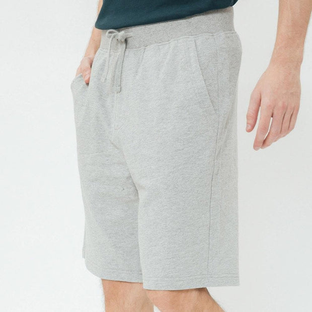 HANG TEN MENS SHORTS HEATHER GREY - 1022003702107 050