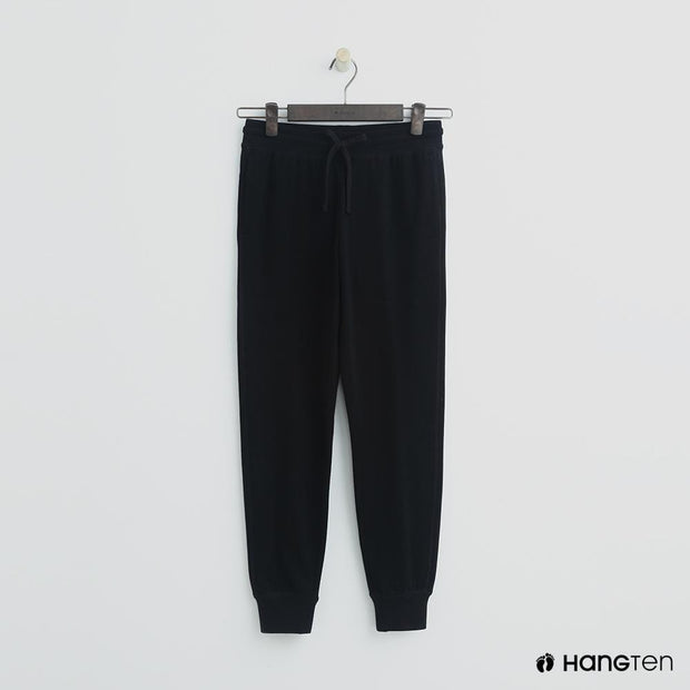 HANG TEN LADIES PANTS BLACK - 1022013802207 100