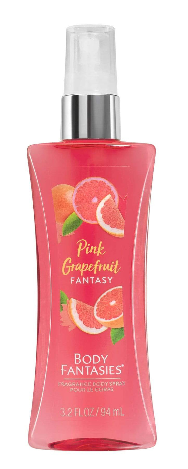 BODY FANTASIES SIGNATURE PINK GRAPEFRUIT BODY SPRAY 94ml3250TIF - Jashanmal Home