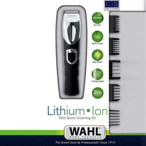 WAHL TOTAL BEARD TRIMMER1050-0410