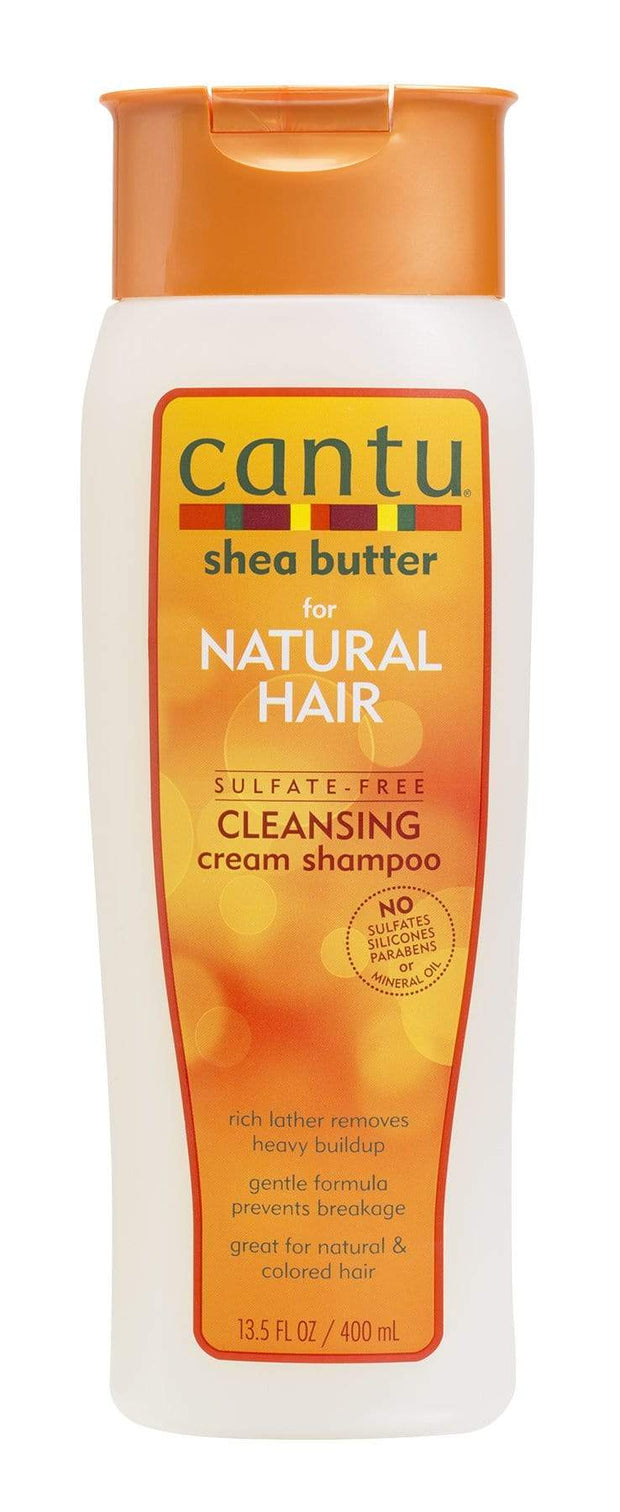 CANTU SULFATEFREE CLEANSING CREAM SHAMPOO 400ml0753112/3EU - Jashanmal Home