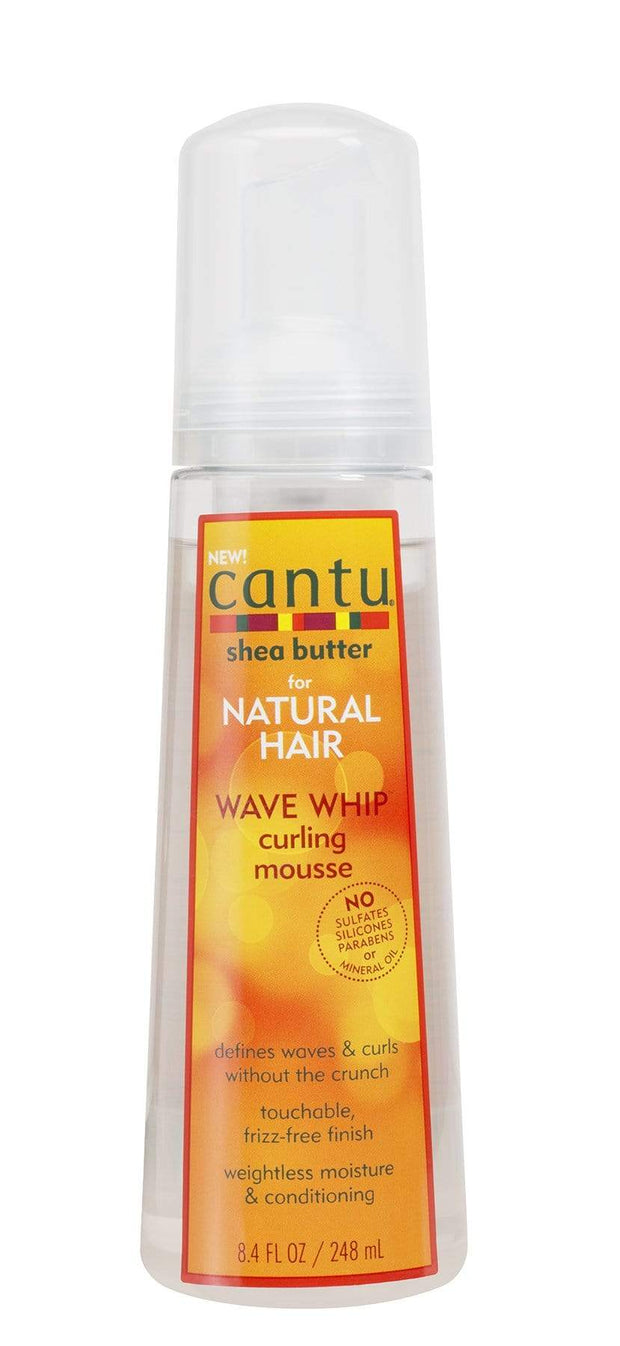 CANTU WAVE WHIP CURLING MOUSSE 248ml0757012/3EU - Jashanmal Home