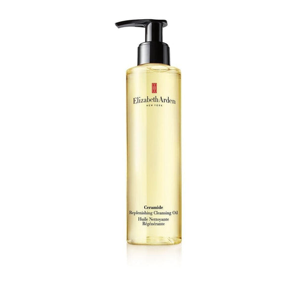 ELIZABETH ARDEN Ceramide Replenishing Cleansing Oil 200ML-CERN40217 - Jashanmal Home