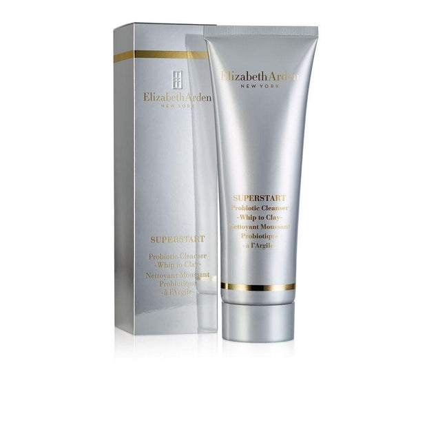 ELIZABETH ARDEN SUPERSTART Probiotic Cleanser -Whip to Clay-A0110502 - Jashanmal Home