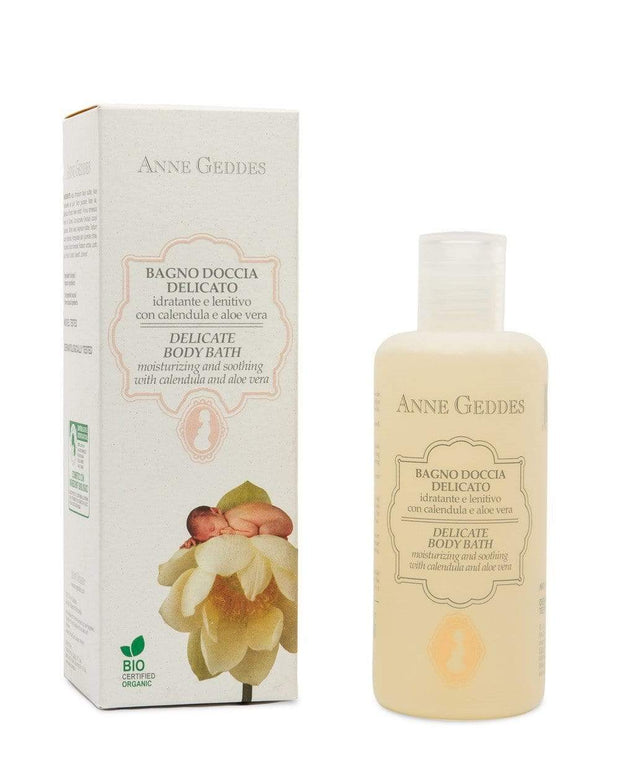 ANNE GEDDES BABY Delicate Shampoo and Body Bath ml 250AG00206 - Jashanmal Home