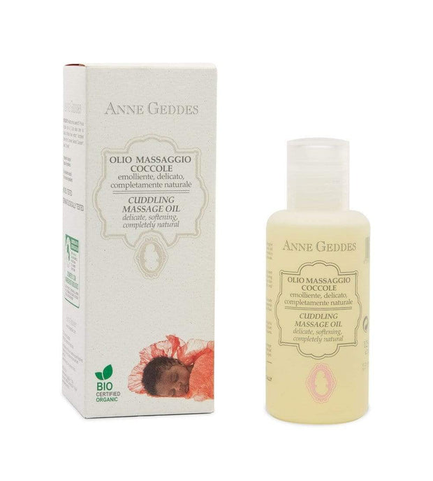 ANNE GEDDES BABY Cuddling Massage Oil ml 125AG00208 - Jashanmal Home