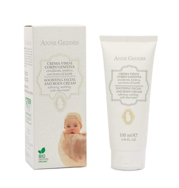 ANNE GEDDES BABY Soothing Facial and Body Cream ml 100AG00209 - Jashanmal Home
