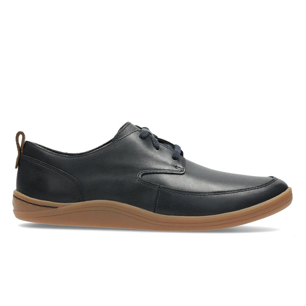 Clarks Mapped Lo Shoe - Navy - 26127321