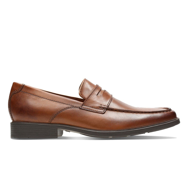 Clarks Tilden Way Shoe - Tan - 26131576