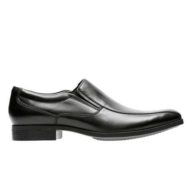 Clarks Conwell Step Shoe - Black - 26131589