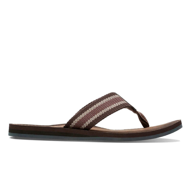 Clarks Lacono Sun Slip On - Brown - 26131598