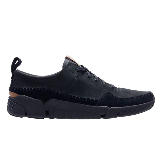 Clarks Triactive Run Trainer Shoe - Black - 26132273
