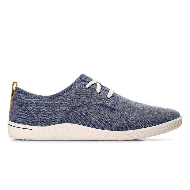 Clarks Mapped Mix Shoe - Blue - 26132276