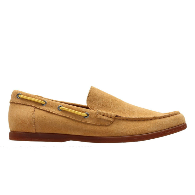 Clarks Morven Sun Loafer - Light Tan - 26132475