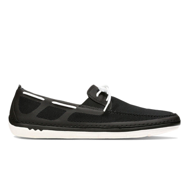 Clarks Step Maro Wave Loafer - Black - 26132593
