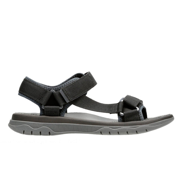 Clarks Balta Reef Sandal - Black - 26133657