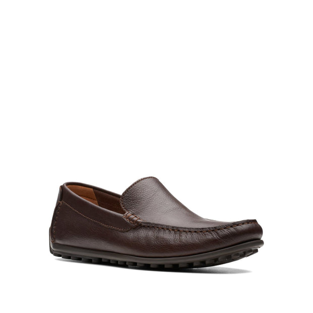 Clarks-Hamilton-Free-Men's-Shoes-Dark-Brown-Leather-26141732