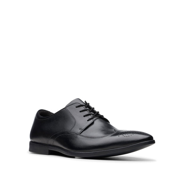 Clarks-Bampton-Wing-Men's-Shoes-Black-Leather-26145292