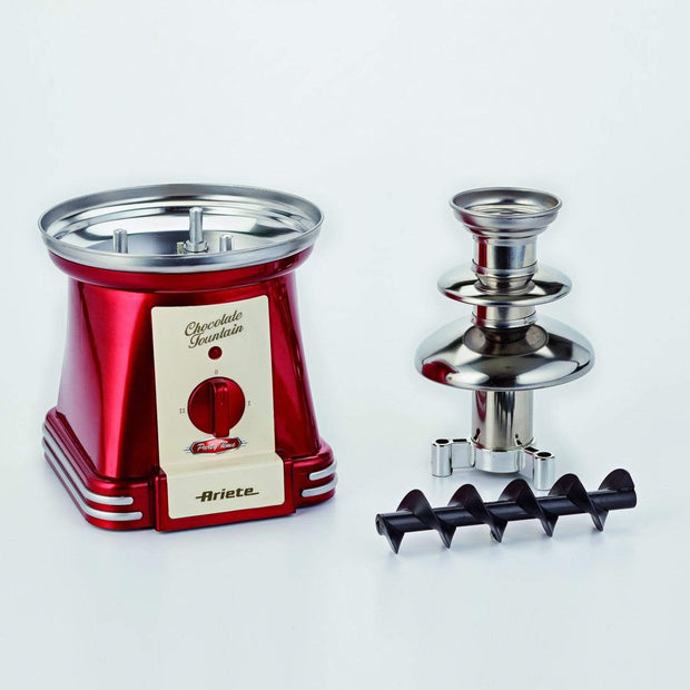 ARIETE PARTY TIME CHOCOLATE FOUNTAIN RED 2962