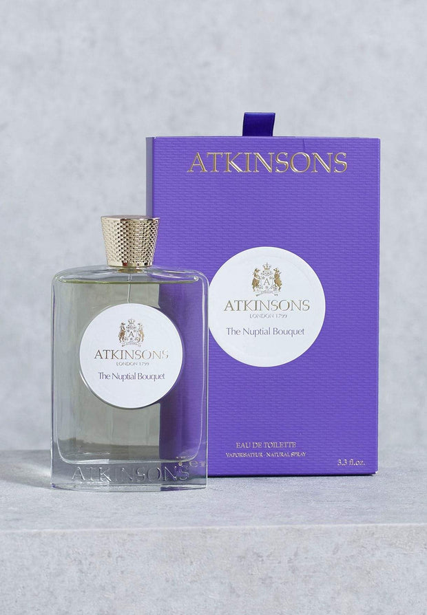 Atkinsons NUPTIAL Bouquet EDT 100ML - Jashanmal Home