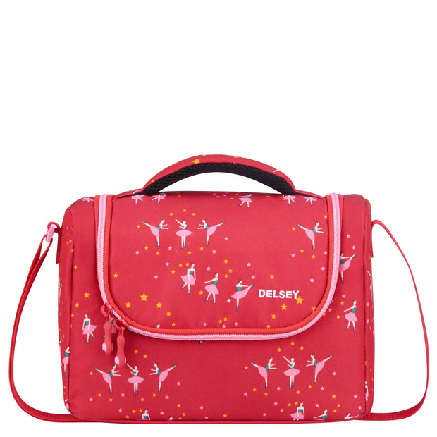 DELSEY SCHOOL 2019 ISOTHERM LUNCH BAG BALLERINA PINK 00339319019 PINK
