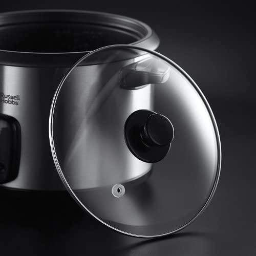 Russell Hobbs Rice Cooker and Steamer-19750JAS - Jashanmal Home