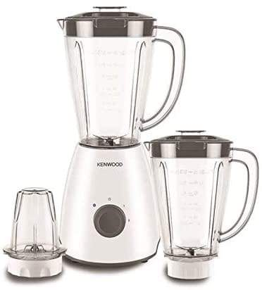 Kenwood Kenwood  Blender BLP10.E0WH - 2 JAR + 1 MILL-BLP10.E0WH