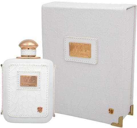 ALEXANDRE J WESTERN LEATHER WHITE EDP 100ml - Jashanmal Home