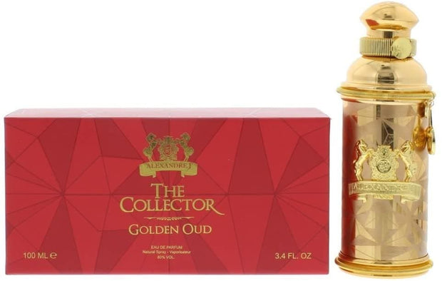 ALEXANDRE J GOLDEN OUD EDP 100ml - Jashanmal Home