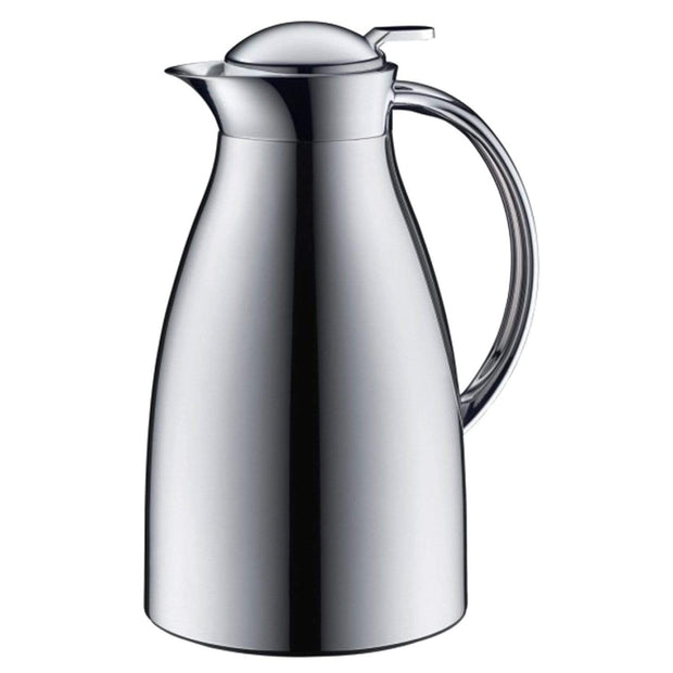 4 Homes Senso Tea Flask - Chrome, 1 Litre - AI-3542-000-100