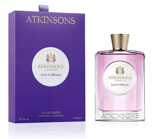 Atkinsons LOVE IN IDLENESS EDT 100ML - Jashanmal Home