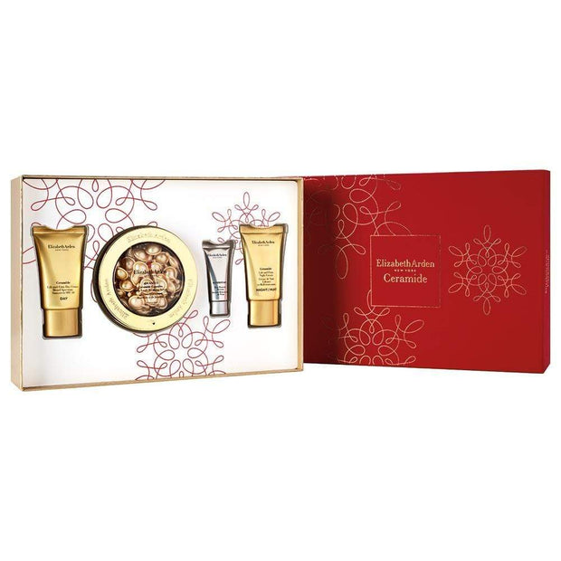 ELIZABETH ARDEN ADVANCED CERAMIDE 60-PIECE CAPSULES SET-A0119696