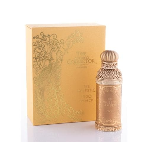 ALEXANDRE J THE MAJESTIC AMBER EDP 100ml - Jashanmal Home
