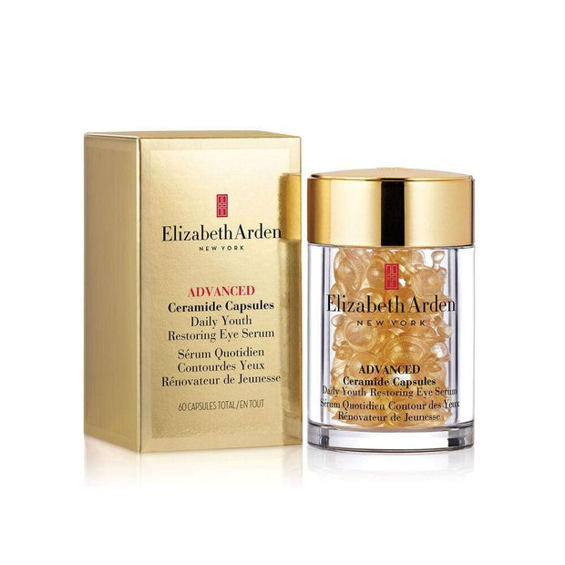 ELIZABETH ARDEN Advanced Ceramide Capsules Daily Youth Restoring Eye Serum 60 capsules-A0107303 - Jashanmal Home