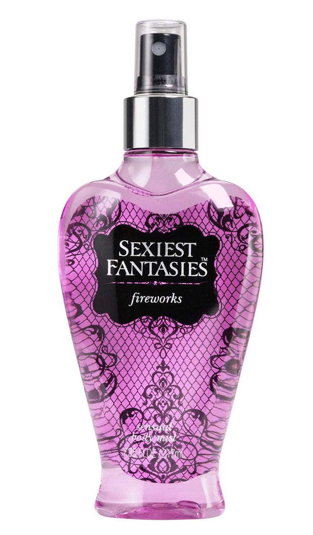 BODY FANTASIES Sexiest Fantasies Body Mist  Fireworks 217ml1757 - Jashanmal Home