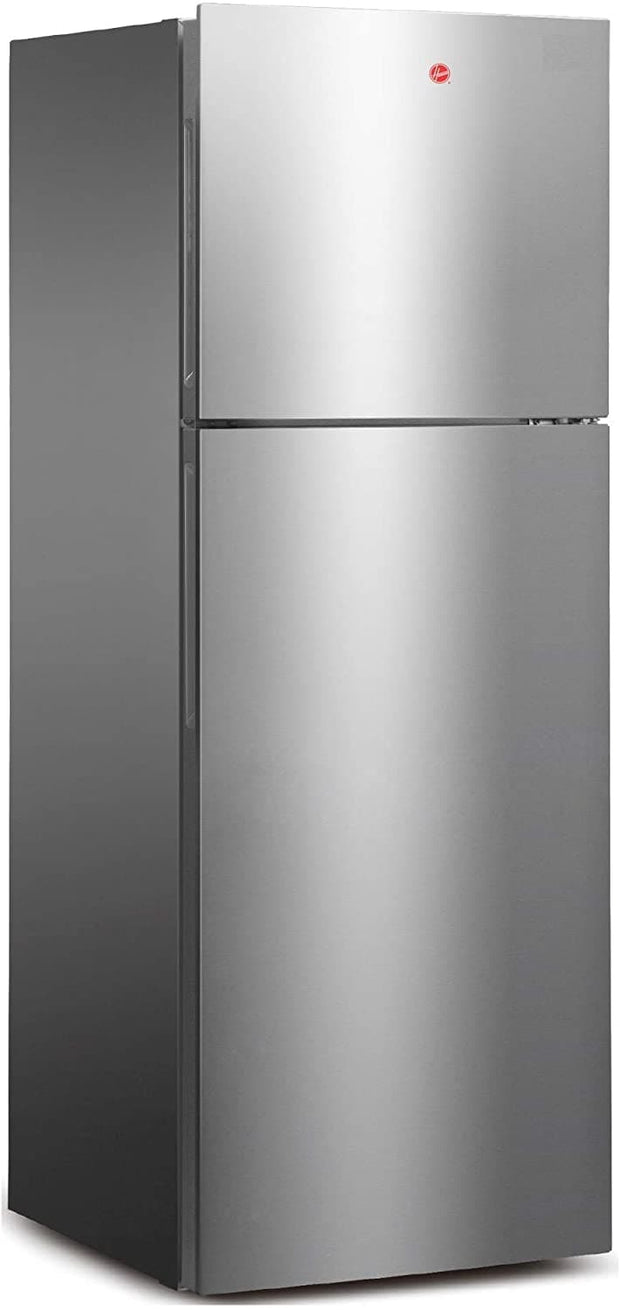 Hoover Refrigerator Top Mount 230L Silver - Jashanmal Home