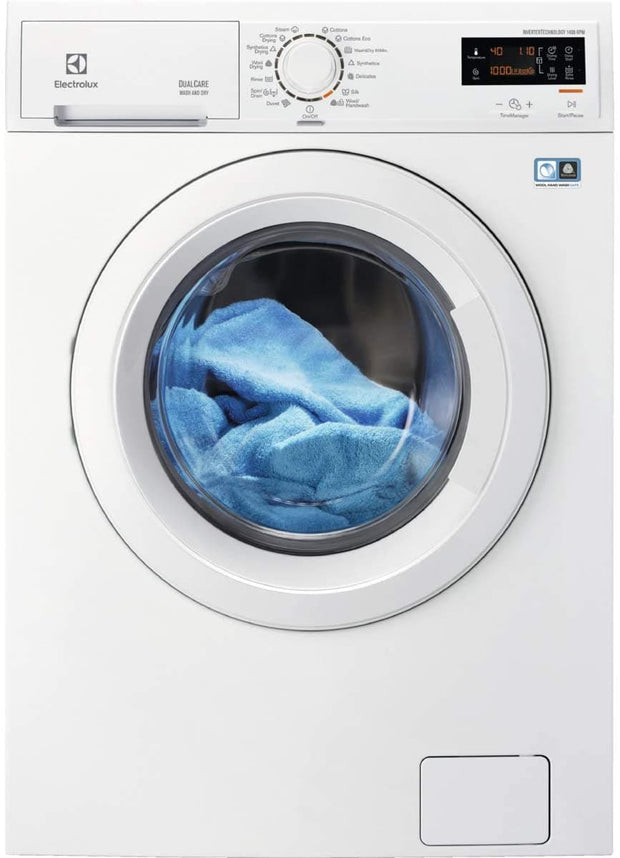 Electrolux ELUX 7KG/4KG 1400 RPM WASHER DRYER-EWW1476WD