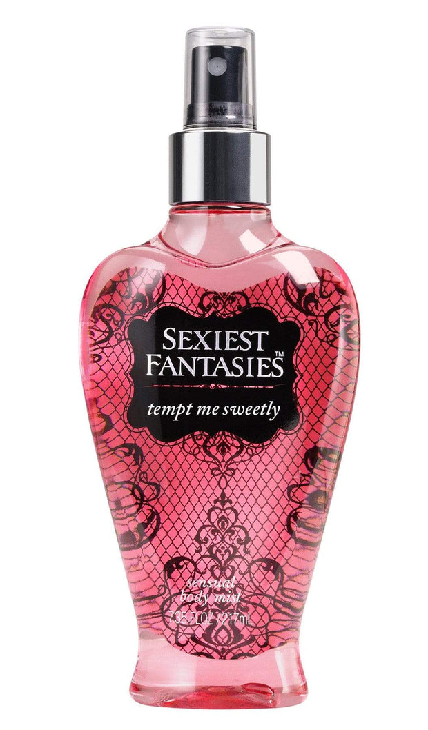 SEXIEST FANTASIES BODY MIST - TEMPT ME SWEETLY 217 ML