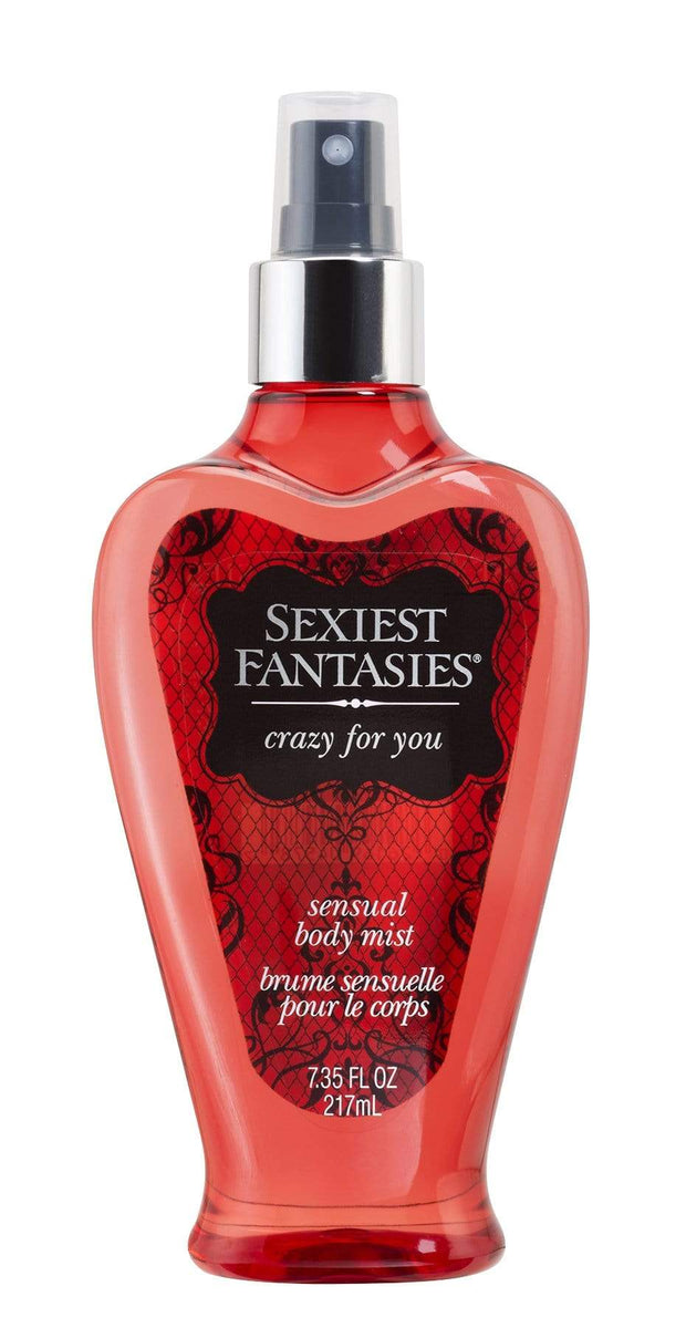 SEXIEST FANTASIES BODY MIST - CRAZY FOR YOU 217 ML