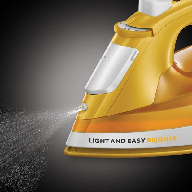 Russell Hobbs Light & Easy Bright Iron Mango 2400W-24800GCC - Jashanmal Home