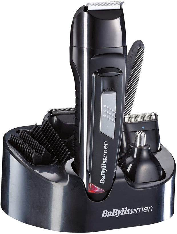 BaByliss 8 in 1 Multi Purpose Trimmer [BAB-E824SDE] - Jashanmal Home