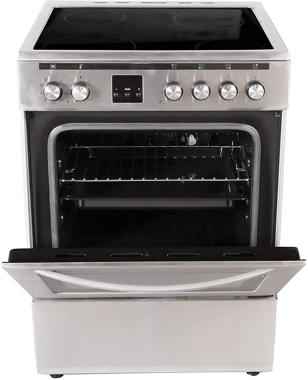 Hoover 60x60 Ceramic Cooker - FVC66.01S (Made In TURKEY)