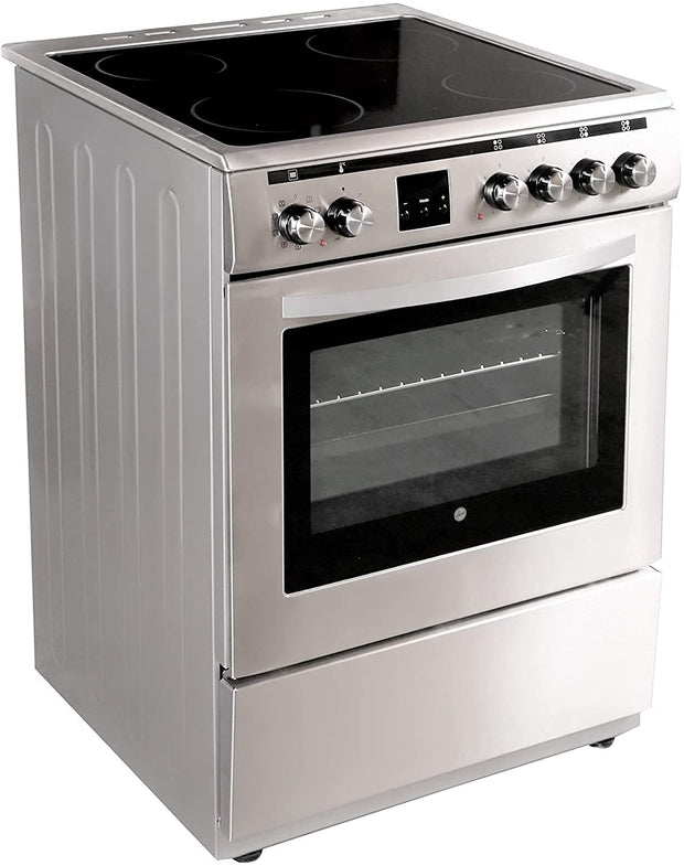 HOOVER CERAMIC COOKER 60X60-FVC66.01S