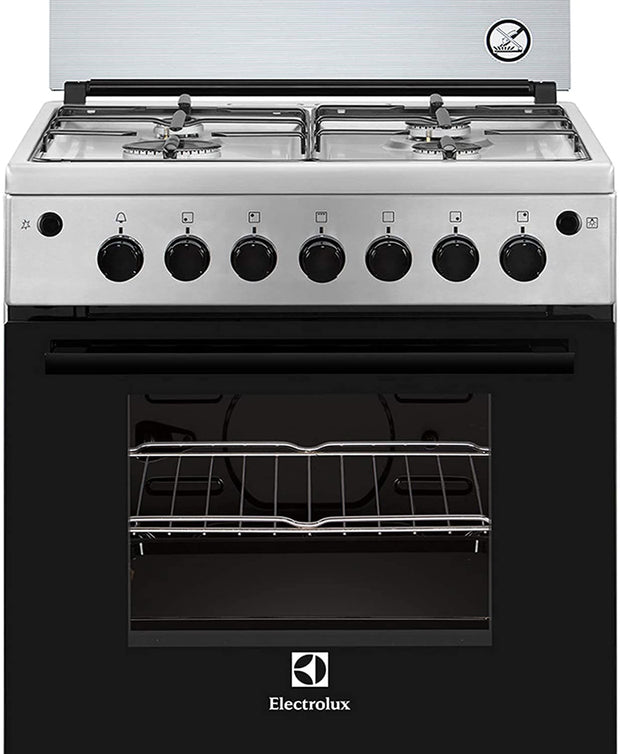 Electrolux 60X60 cm Gas Cooker - Jashanmal Home