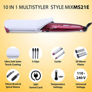 BaByliss 10-in-1 Multi Purpose Hair Styler - Jashanmal Home