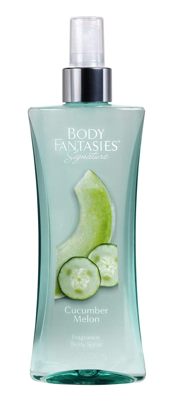 BODY FANTASIES SIGNATURE CUCUMBER MELON BODY SPRAY 236ML 3949 - Jashanmal Home