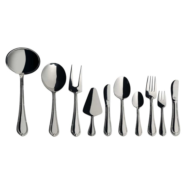 HESTER MIRROR POLISH 68PC CUTLERY SET