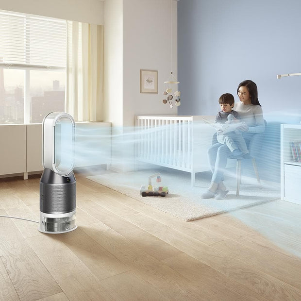 DYSON PH01 WH/SV PURIFIER HUMIDIFIER