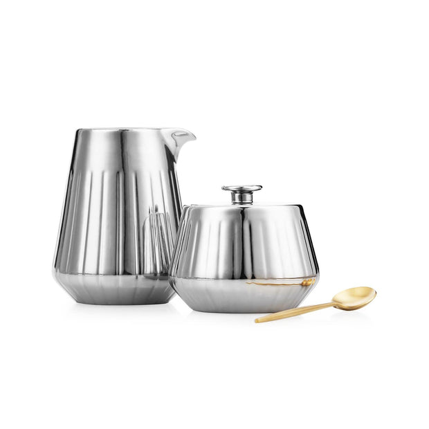 MILK AND SUGAR POT - A13377