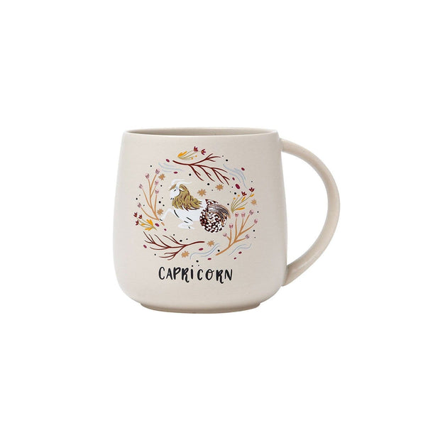 ZODIAC CAPRICORN MUG & COASTER SET - 517893